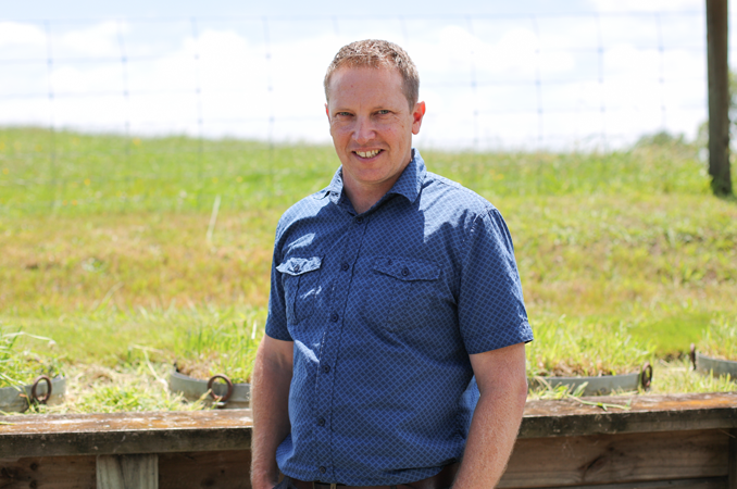 Dr. David Houlbrooke|New Zealand Farm Research|AgResearch